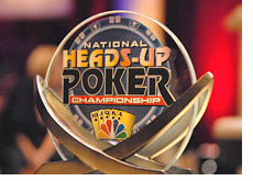 national heads-up poker championships trophy