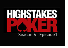 season 5 - tv show - gnc - high stakes poker - logo
