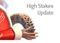 King shuffling cards - High stakes online poker update