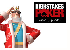season 5 - episode 2 - high stakes poker