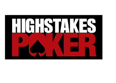 -- tv show logo - high stakes poker --