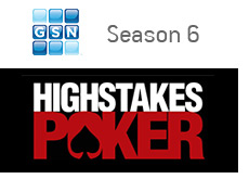 -- blue gsn logo - high stakes poker - season 6 --