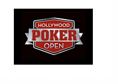 Hollywood Poker Open - Logo