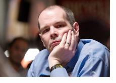 Howard Lederer at the WSOP 2010