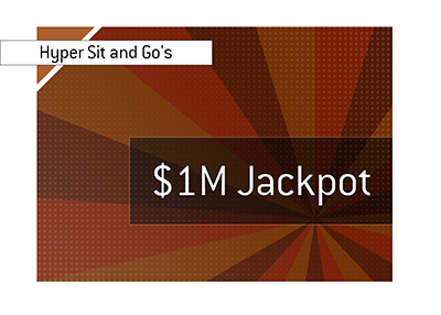 Partypoker is doing a Sit and Go Jackpot rebrand.  Welcome SPIN.