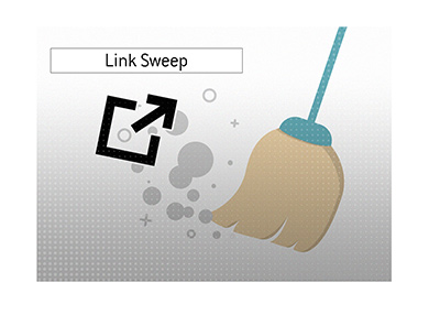 The gaming hyperlink sweep from videos is currently underway at Youtube. Illustration.