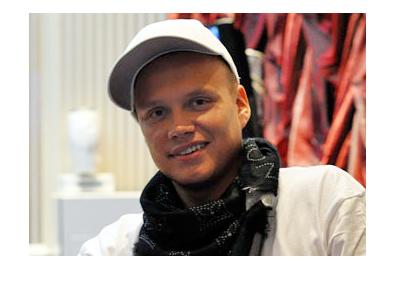 Ilari Sahamies - aka Ziigmund - Poker player - Twitter profile picture