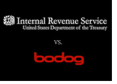 internal revenue service - ris - versus bodog - bodoglife