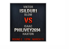Viktor isildur1 Blom vs. Isaac philivey2694 Haxton - Pokerstars Superstar Showdown