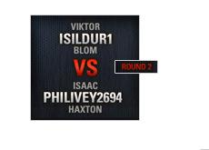 Isaac - philivey2694 - Haxton vs. Viktor - Isildur1 - Blom - Round 2
