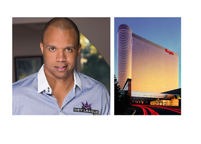 Phil Ivey and Borgata Casino / Hotel Atlantic City - Lawsuit - Twitter profile photos