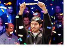 Jonathan Duhamel - WSOP 2010 - Bracelet