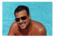 Jean Robert Bellande Twitter Photo - By the Pool