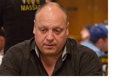 Jeff Lisandro at the World Series of Poker 2010