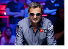 Joe Hachem at the World Series of Poker 2010