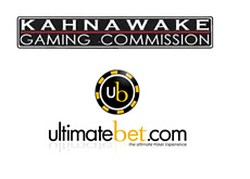 -- kgc  kahnawake gaming commission  and ultimate bet logos --