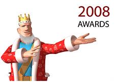 2008 poker king awards