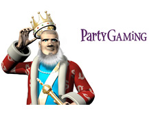 The King is talking highly of PartyGaming