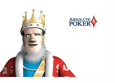 The King is reporting about the deal between the Department of Justice and Absolute Poker
