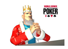 -- The King is reporting from the WSOP 2010 --
