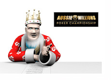 The King - Aussie Millions - Report