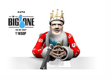 The King presents the 2014 Big One for One Drop - Poker Tournament