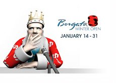 The King is talking about the Borgata Winter Poker Open 2014