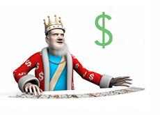 The King Poker Cash Report