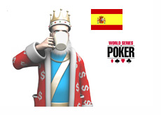 The King is drinking his morning coffee and updating the readers about Online Poker in Spain and the latest from the World Series of Poker 2012