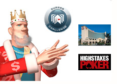 poker king is updating readers on the durrrr challenge news, l.a. poker classic tournament and high stakes poker