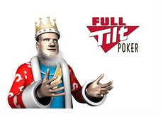 The King is explaining the Full Tilt Poker situation