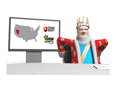 The King is presenting the latest news in the Fantasy industry in Nevada, United States