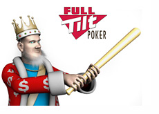 The King hitting a home run - Full Tilt Poker is Back