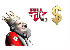 King and Full Tilt Poker Cash