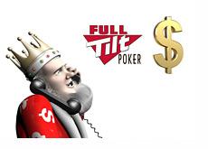 King and Full Tilt Poker Cash