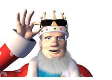 -- The King salutes the return of Isildur1 --