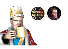 The King in thought - Recapping the durrrr challenge and the Sunday Million tournament