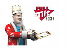 The King is discussing the Full Tilt Poker (FTP) traffic situation