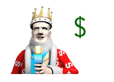 The King is Reporting on the 2014 most profitable online cash players