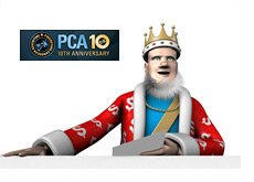 The King is reporting from the PCA 2013 High Roller Event