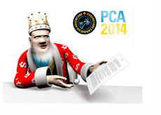 The King is Reporting on the Latest from the Pokerstars Caribbean Adventure (PCA) 2014 Tournament