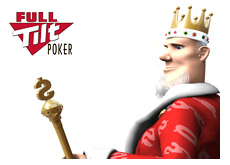 poker king is pointing to the full tilt poker logo - who are the performing players in march 2008?