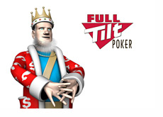 The King is pondering about the future of Full Tilt Poker