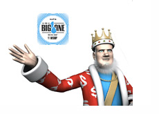 The King Presents - The Big One for One Drop