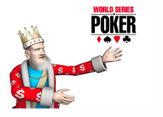 The King presents World Series of Poker
