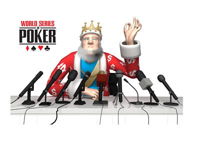 Poker King is at the press conference reporting on the latest from the WSOP 2016 in Las Vegas