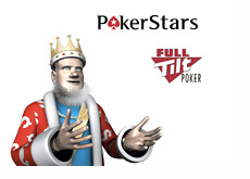 The King is discussing the potential Pokerstars acquisition of Full TIlt Poker