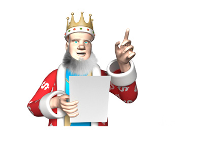 The Poker King is reading the latest news from the WSOP 2016 and making a point.
