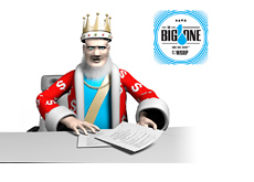 The King Report - Big One for One Drop Latest