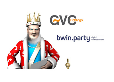 The King is reporting on the GVC Holdings attempt to purchase Bwin.Party Digital Entertainment